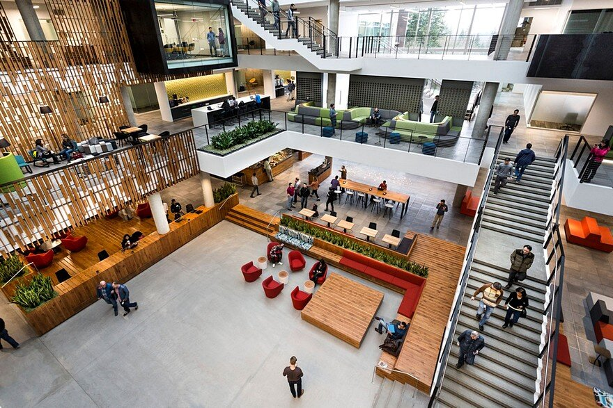 Microsoft building 83 bora architects - Interior design jobs washington state ...