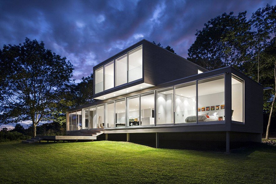 Mills House / Carol A. Wilson Architect