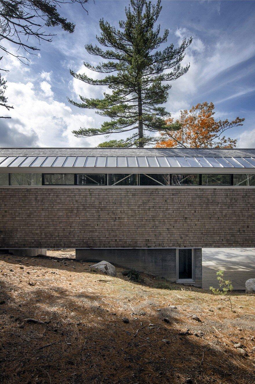 Mirror Point Cottage Mackay Lyons Sweetapple Architects