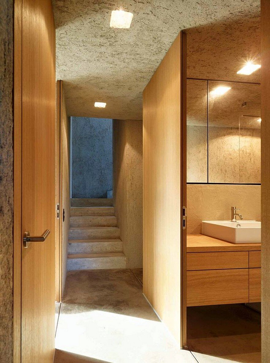 New Concrete House By Wespi De Meuron Romeo Architects