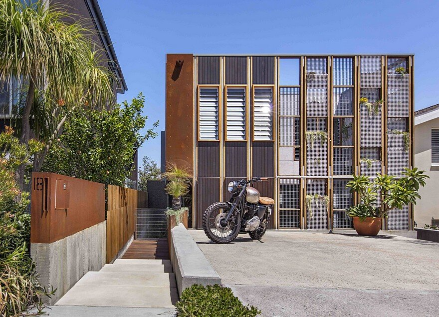North Bondi House / CplusC Architectural Workshop