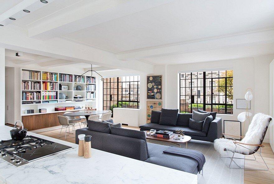 Park Avenue Apartment / Rottet Studio