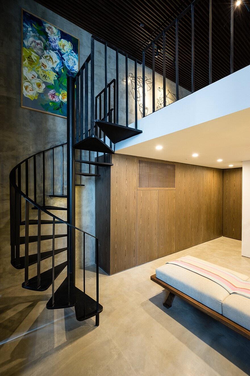 Apartment: Party Apartment In Hanoi / Nghiêm Phong And Đào Thành