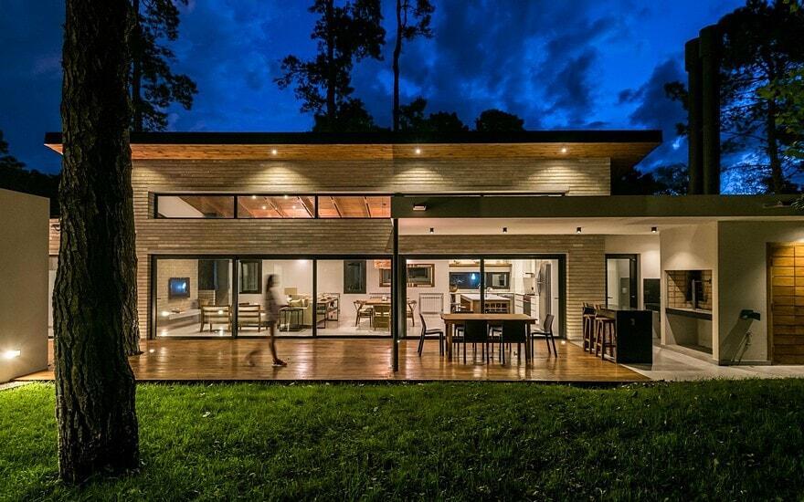Primera Octava House / Octava Arquitectura