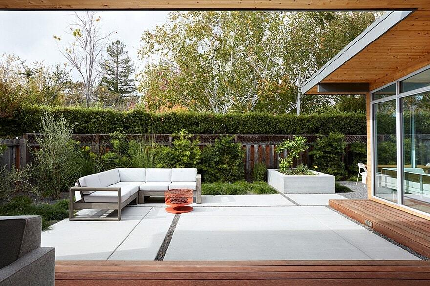 San Carlos Midcentury Modern Remodel By Klopf Architecture 4
