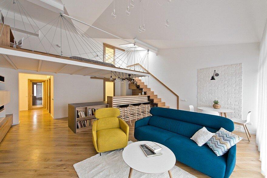 Two Room Apartment in Trakai / Rimartus Design Studio