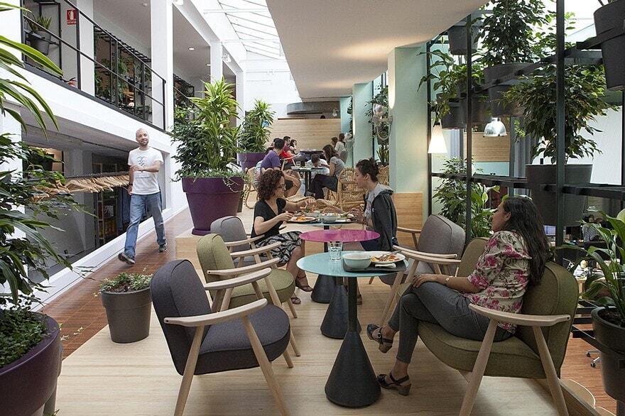 Typeform Offices in Barcelona / Lagraja Design