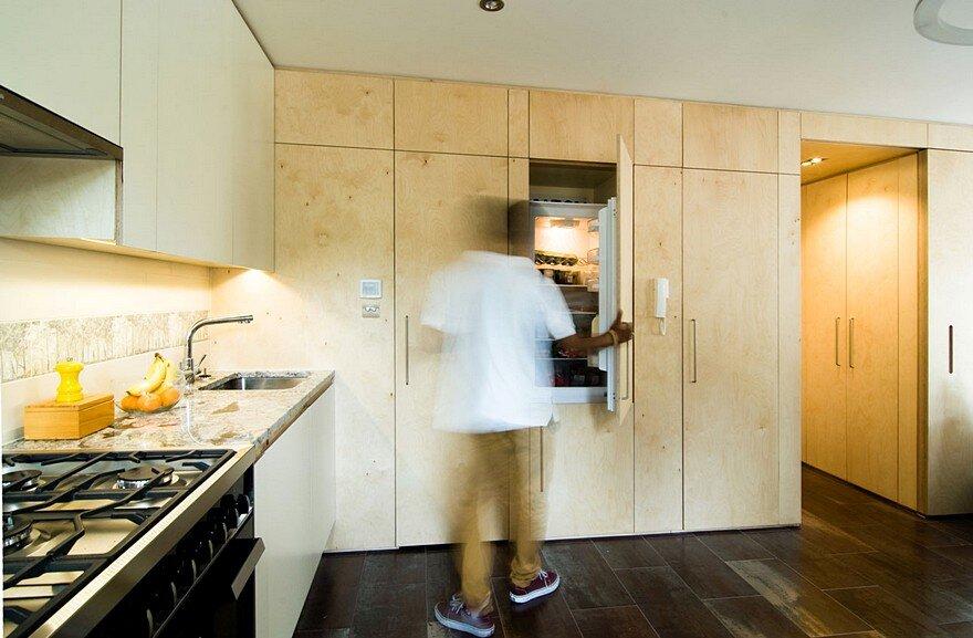 Victoria Mews / Bradley Van Der Straeten Architects