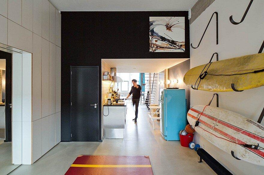 Vondelpark Loft in Amsterdam / Standard Studio