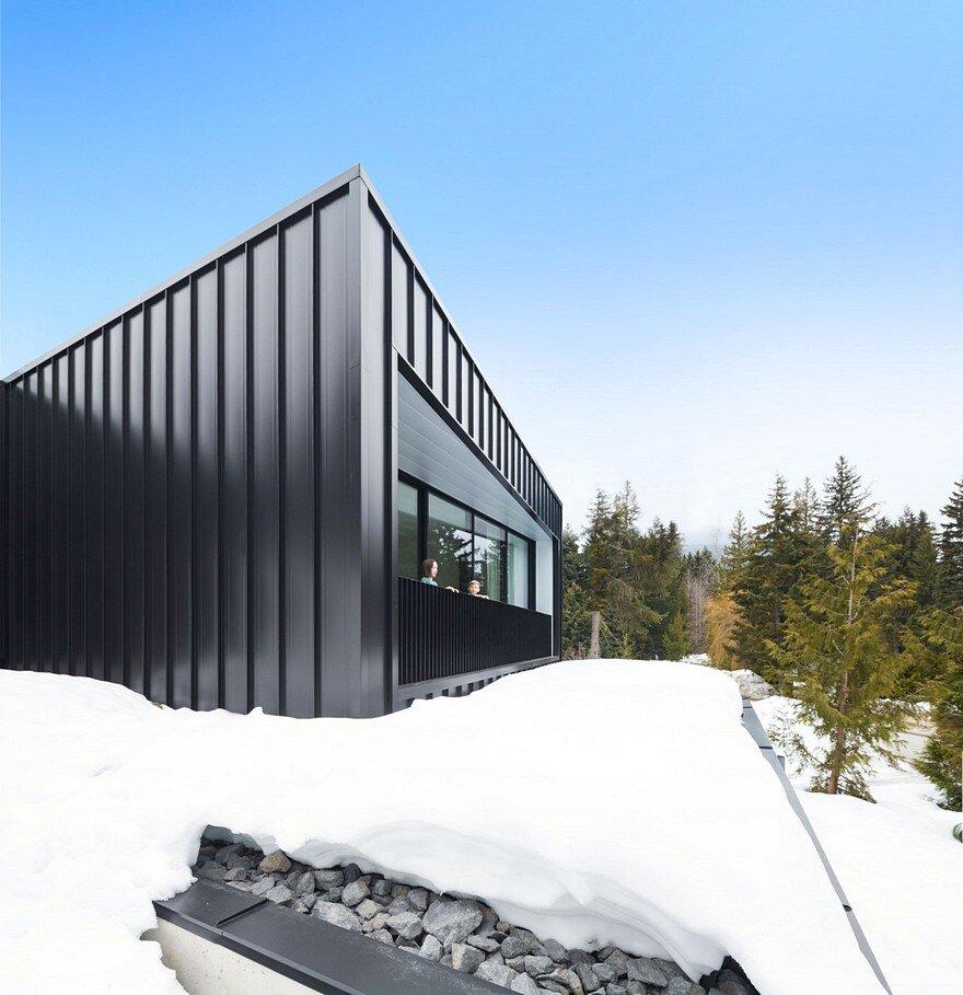 White Lodge / Measured Architecture