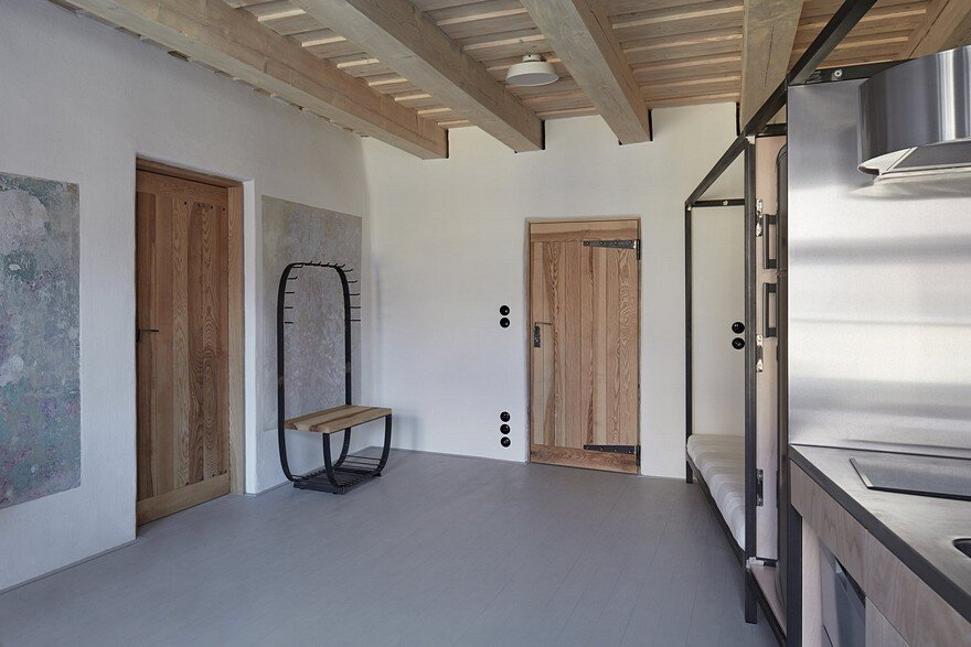 16th Century Medieval House Transformed into a Guesthouse by ORA Studio