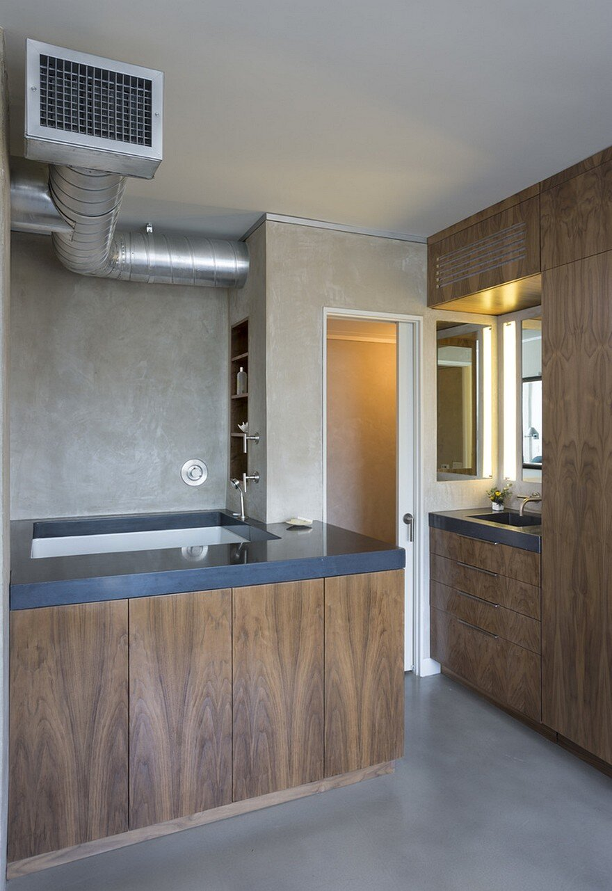 Clean Design And Sleek Lines Transformed This Condo Unit