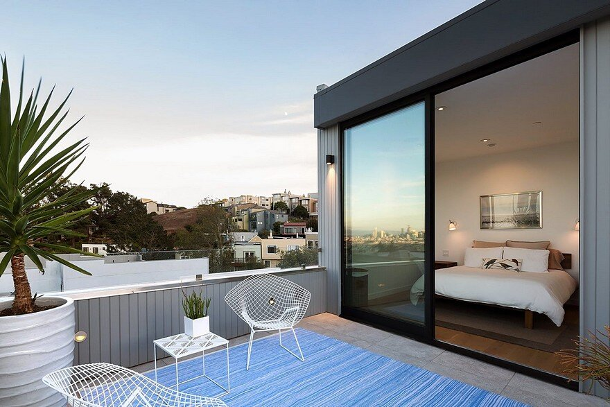 Designpad Has Expanded and Modernized a Modest One Story House in San Francisco