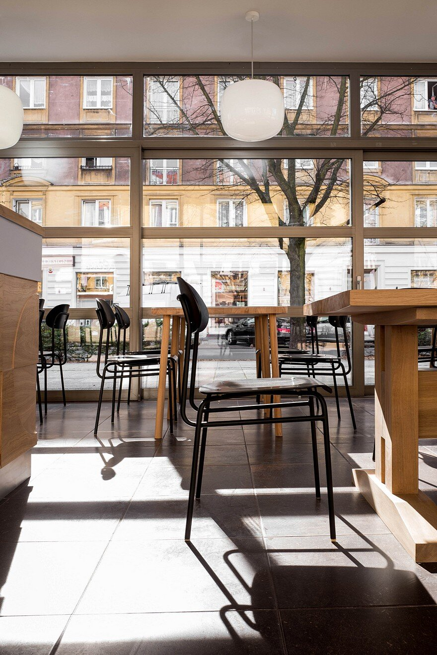 Hereford Steakhouse: Interior and Furniture Design by Loft Kolasiński