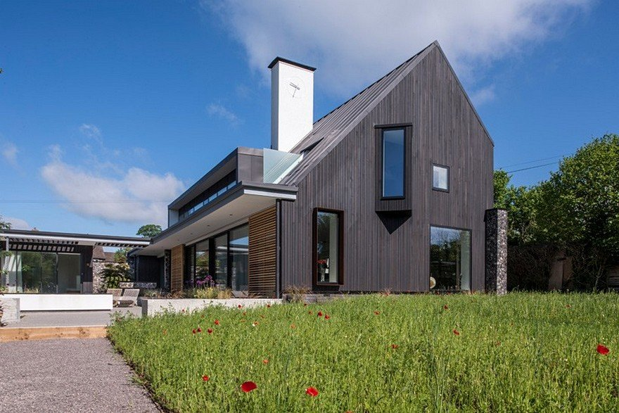 House 19 Is A Fusion Of Traditional Architectural Forms