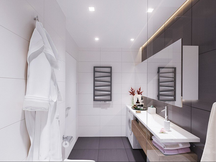 Lviv Duplex Apartment Designed By Leopolis For A Young