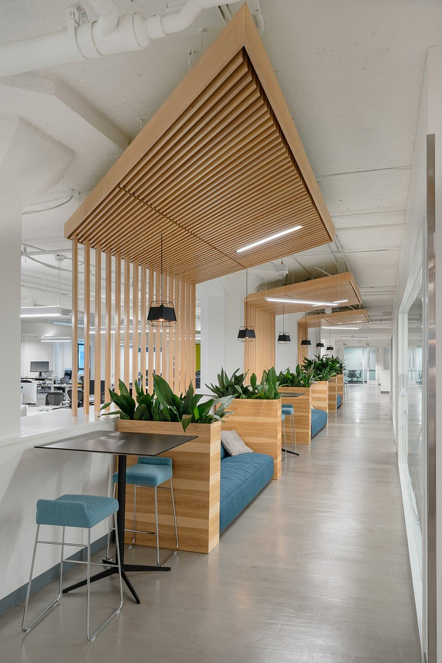 Microsoft office campus in san francisco california for Interior design of office