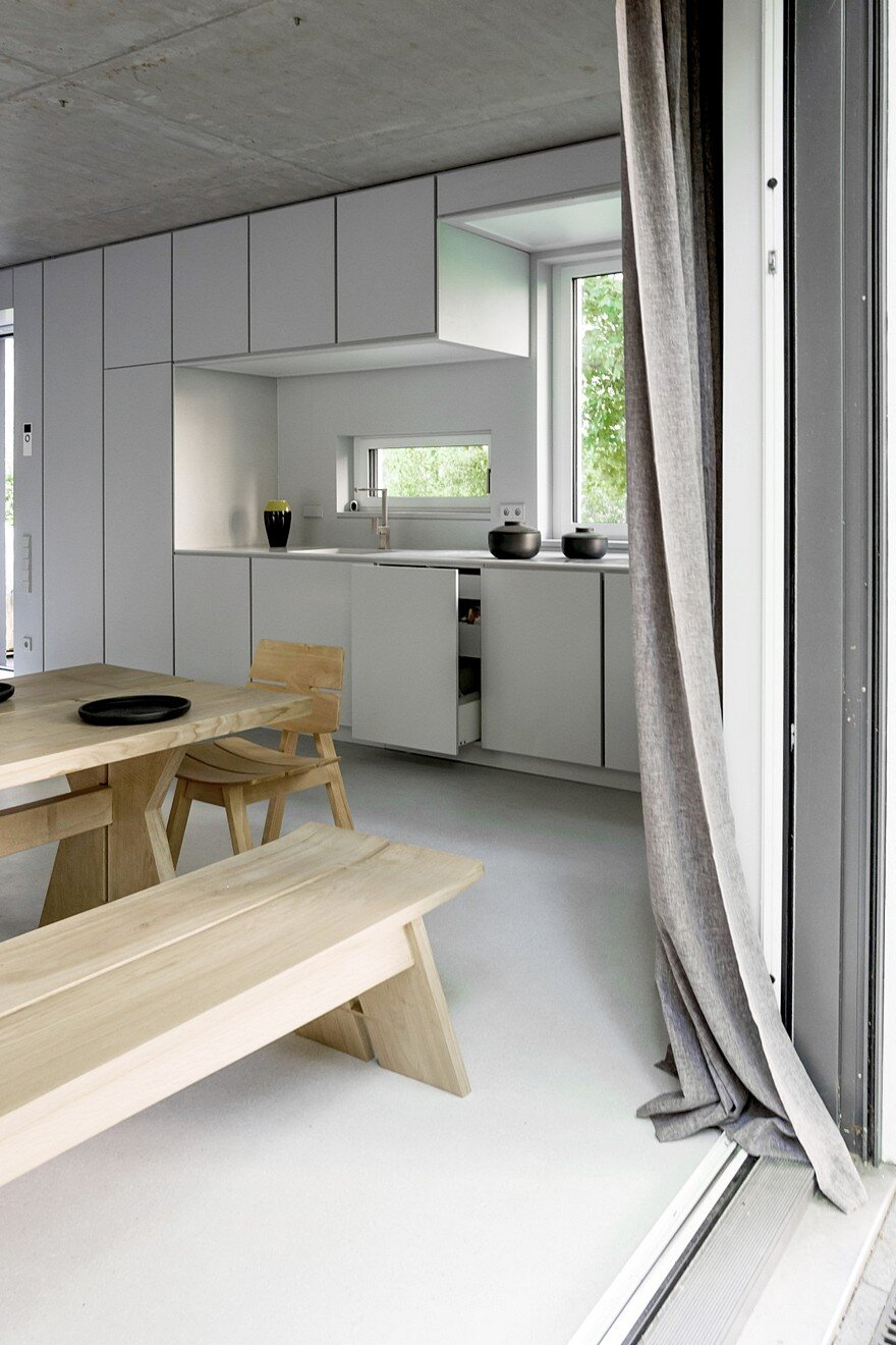 Uncategorized Clean Interiors minimalist home with a sleek and clean interiors by studio loft 3