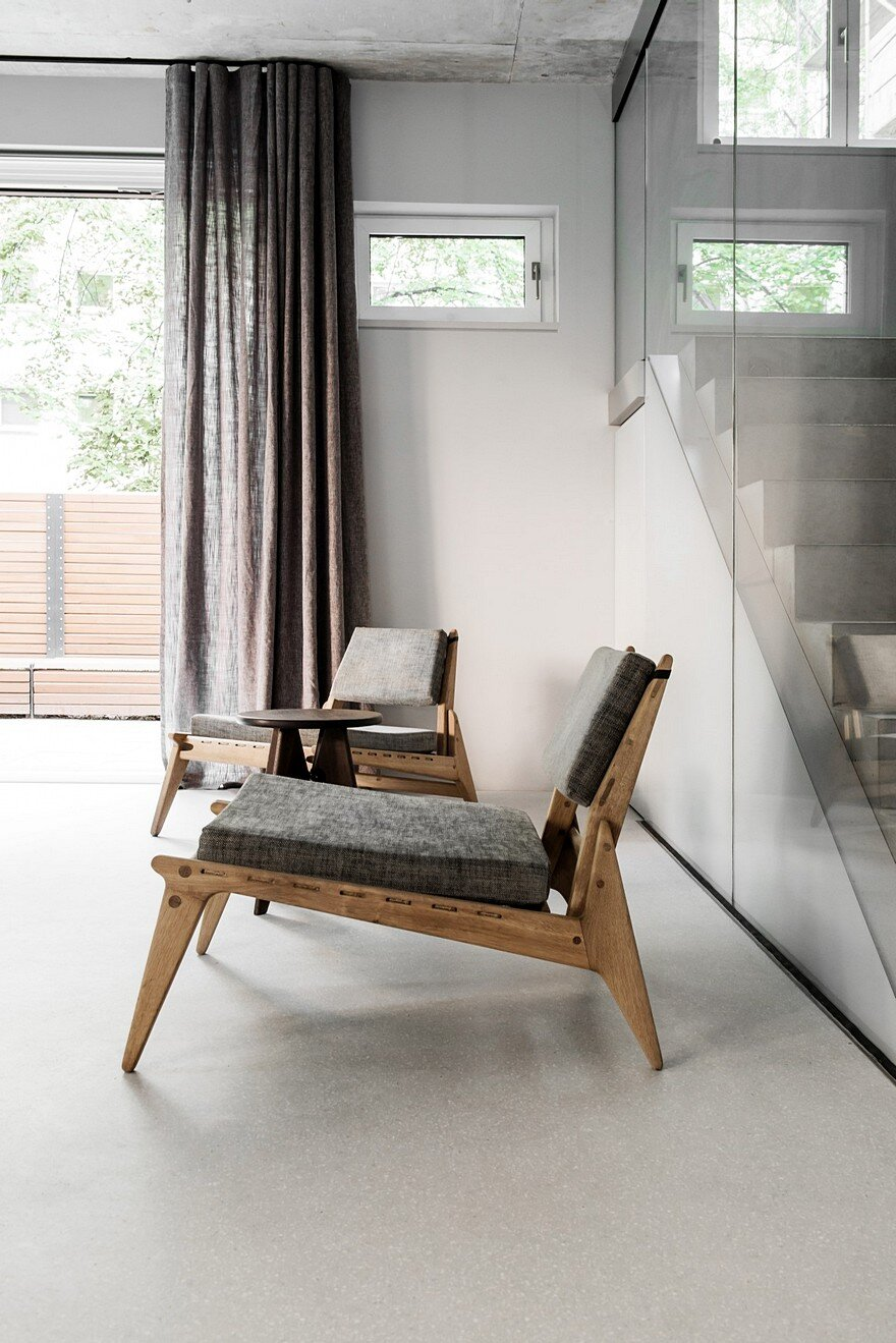 Uncategorized Clean Interiors minimalist home with a sleek and clean interiors by studio loft 8