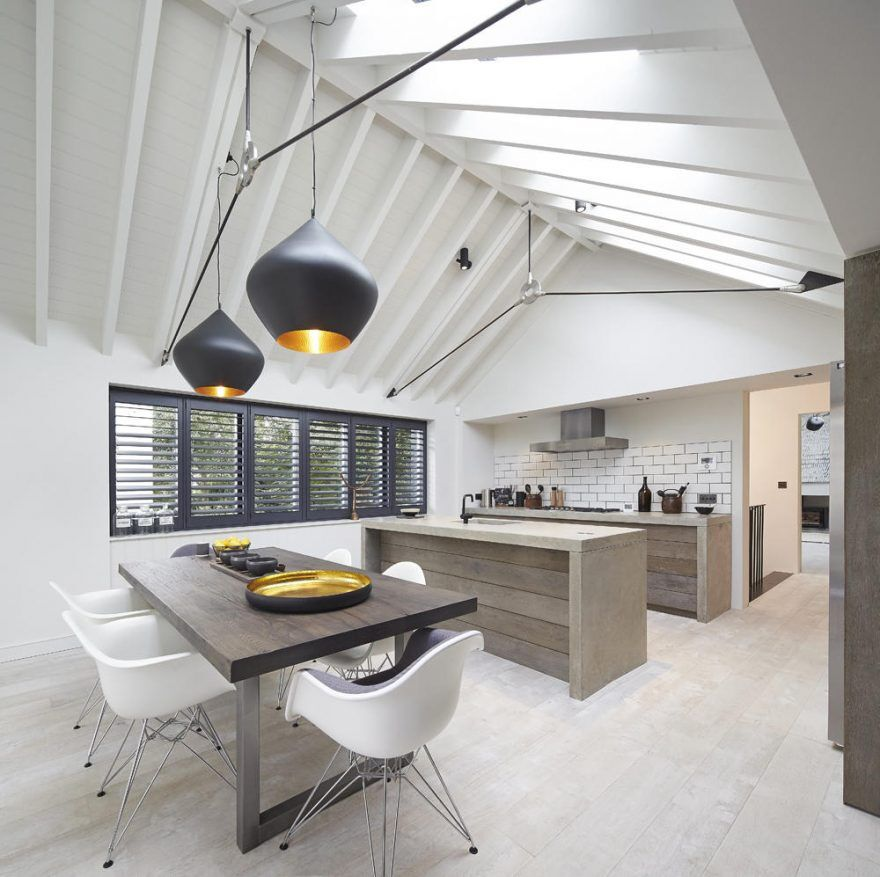 Orleans Road is a New House Built on the Site of a Former Perfume ...