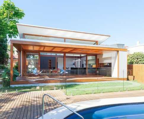 The Sustainable House Annandale Architecture Maximizes Passive Design Strategies