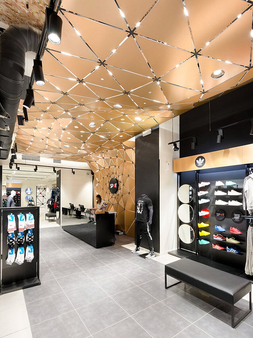 The Spot Dynamic Modern And Distinctive Retail Space