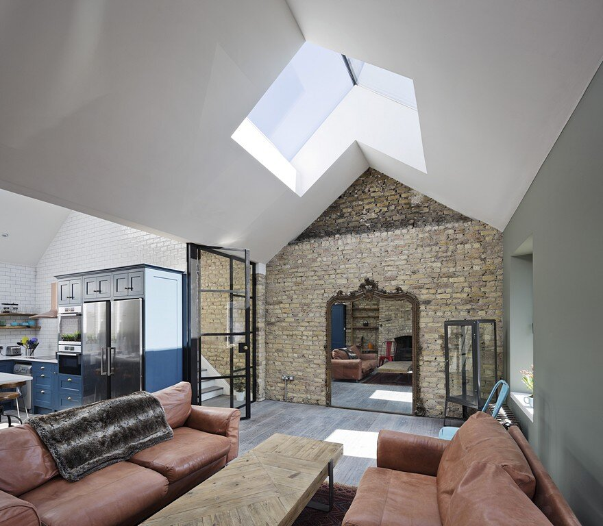 The Block 2017 House Three: Transformation Of A Georgian Three-Storey Terraced House