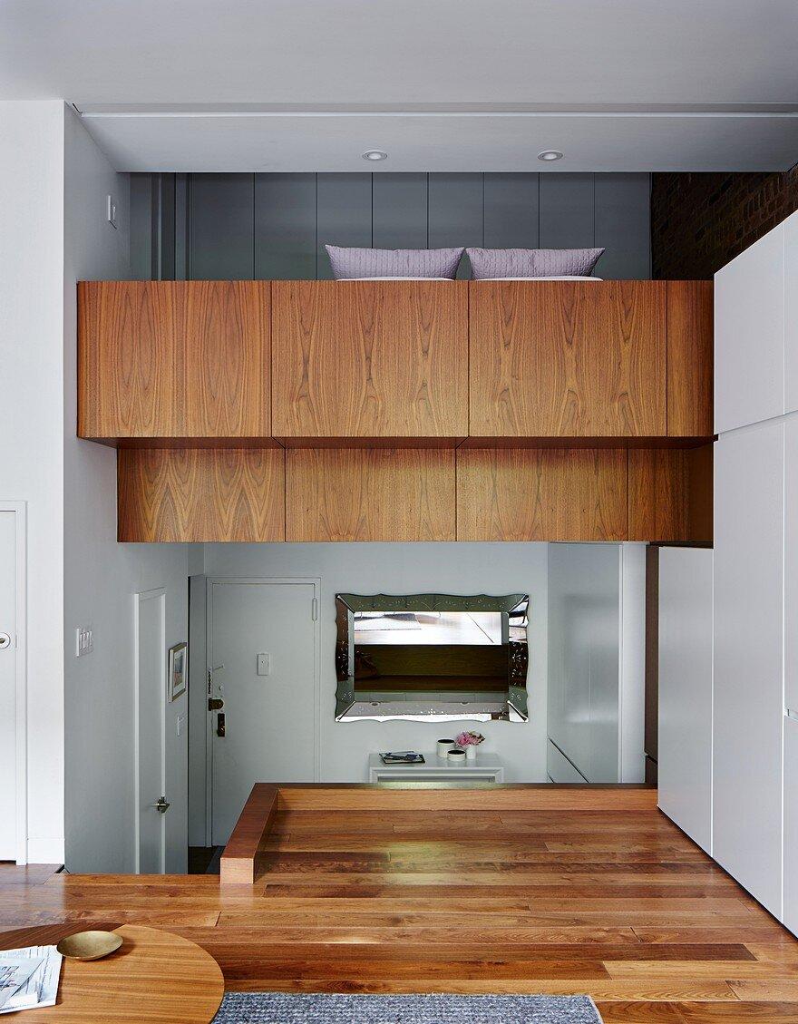 Kitchen Cabinets Upper West Side