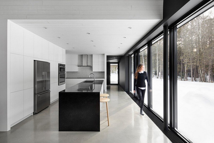 Vernacular Approach to Architectural Design: House Lachance