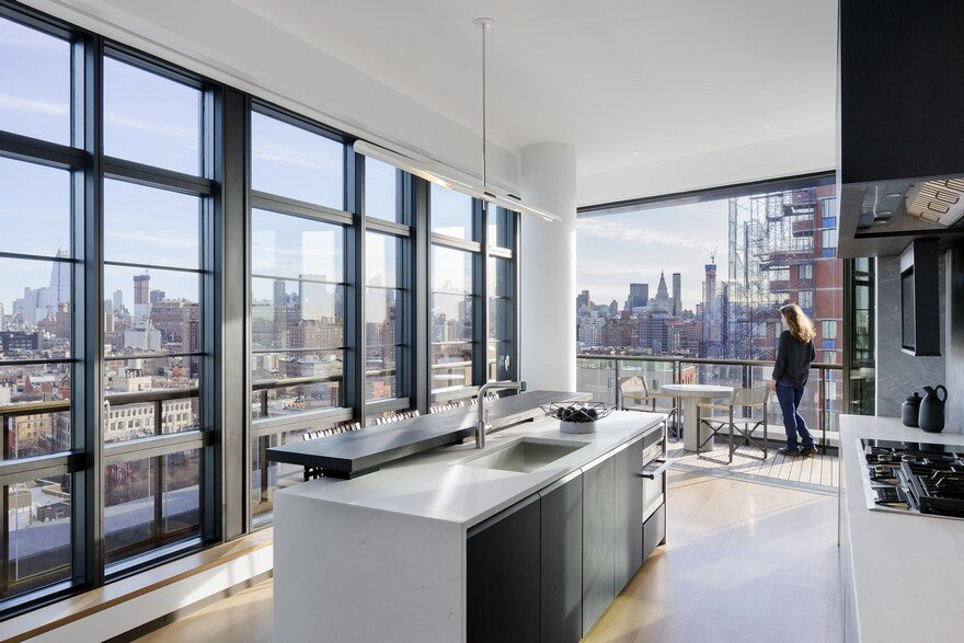 150 Charles Street Condominium in Manhattan by CookFox Architects