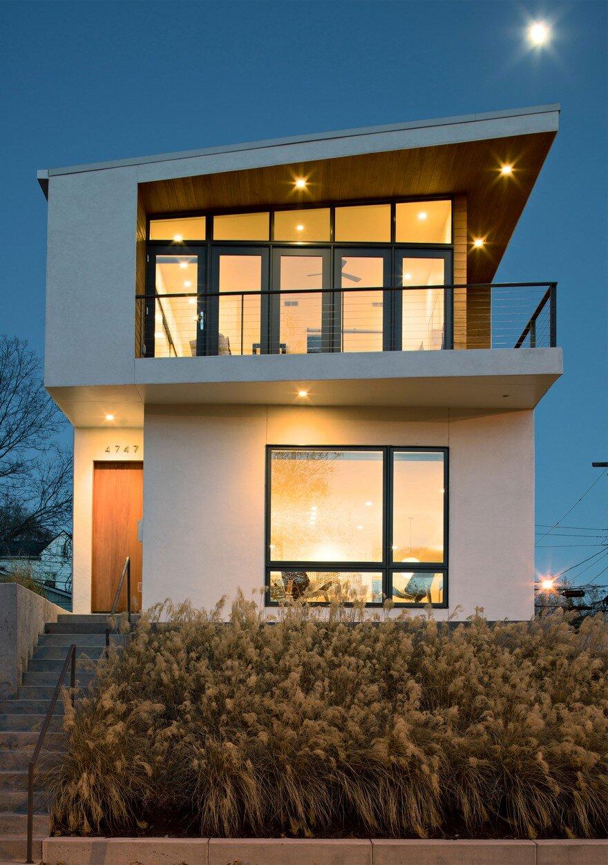 Carpenter house in kansas city by kem studio for Design homes kc