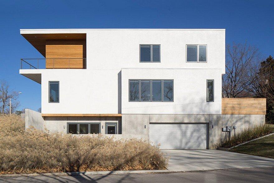 Carpenter House In Kansas City By Kem Studio