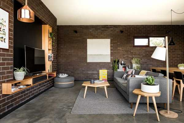 Dolce House is a Contemporary Urban Home with Warehouse Style