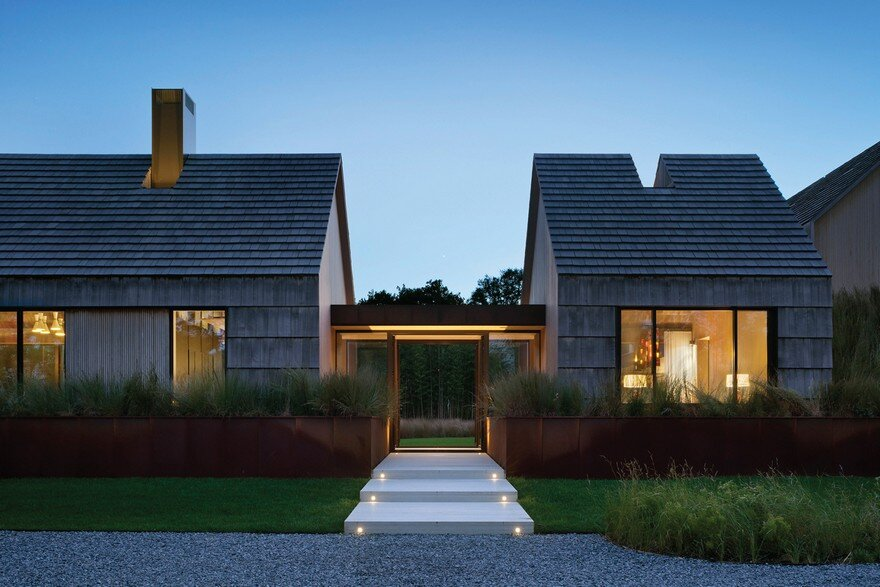 This Hamptons House Features Warm Earthy Tones And A