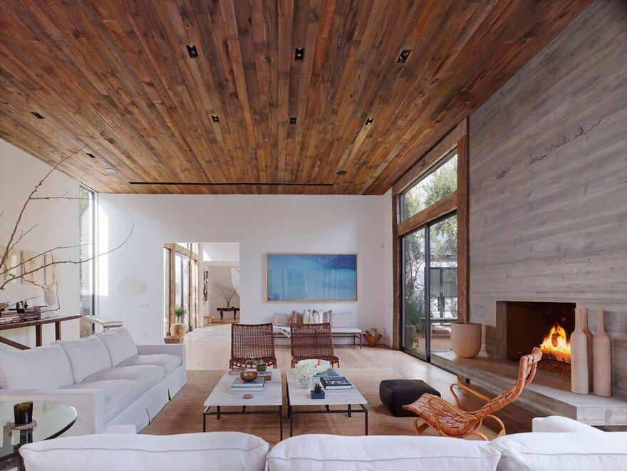 Jenni Kayne House Looks Both Mid Century And Modern At The