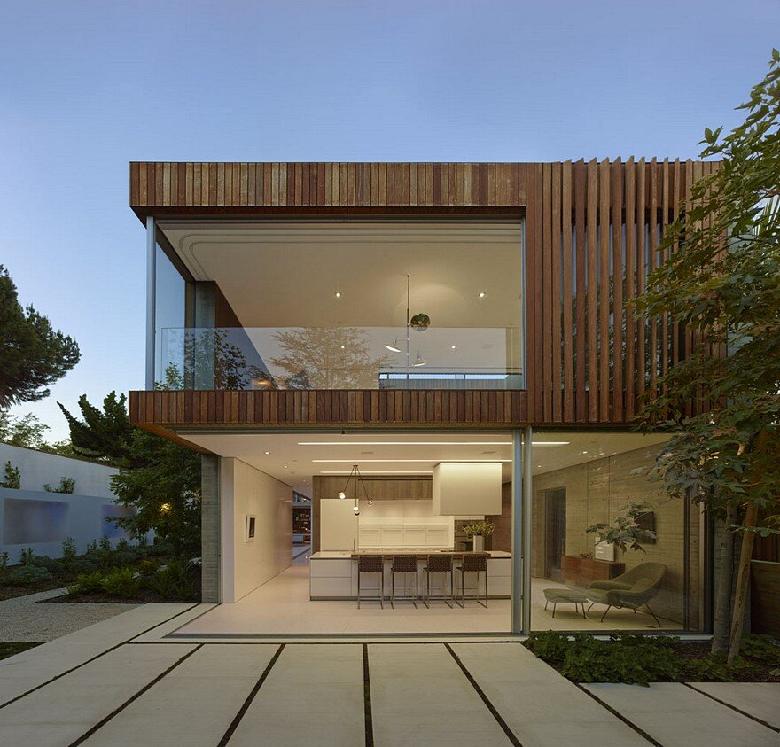 Leed Platinum House Designed By Fleetwood Fernandez