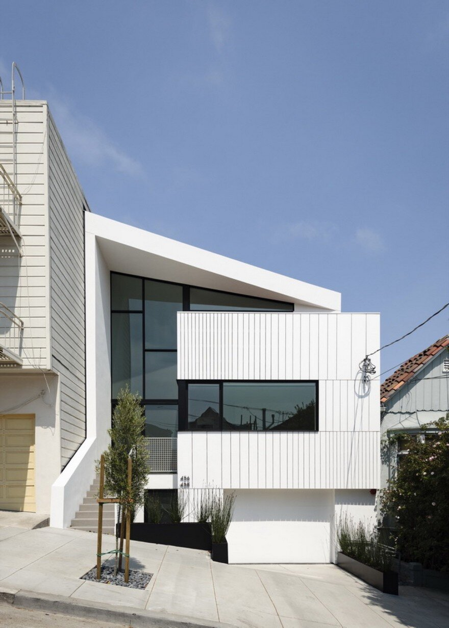 Loft Style Home loft-style house with an interior space that feels light, airy and