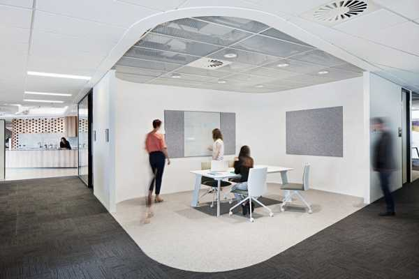 Woods Bagot Has Designed a New Contemporary Workspace for ADCO in Melbourne