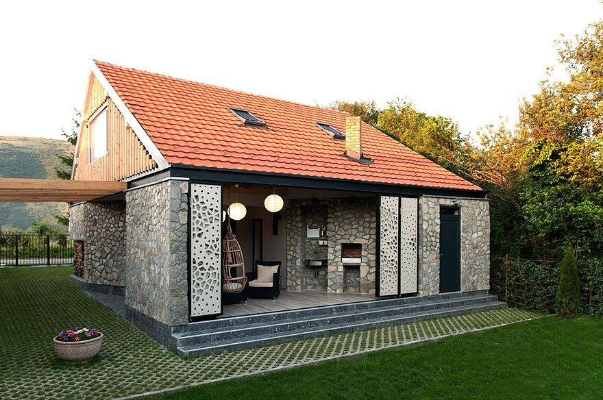 Old Family House Transformed into a Holiday Home in Smilovci, Serbia