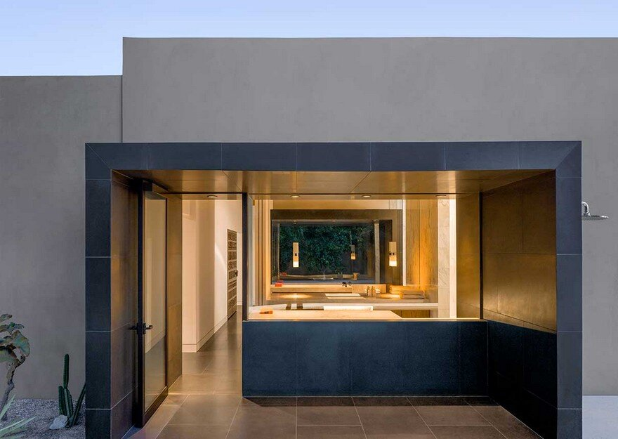 Aperture House Is A Ultra Chic Modern Home With An Entire