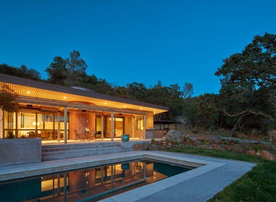 Auburn House Embo s the Simple Casual and Hardy Spirit of a Modern Farmhouse
