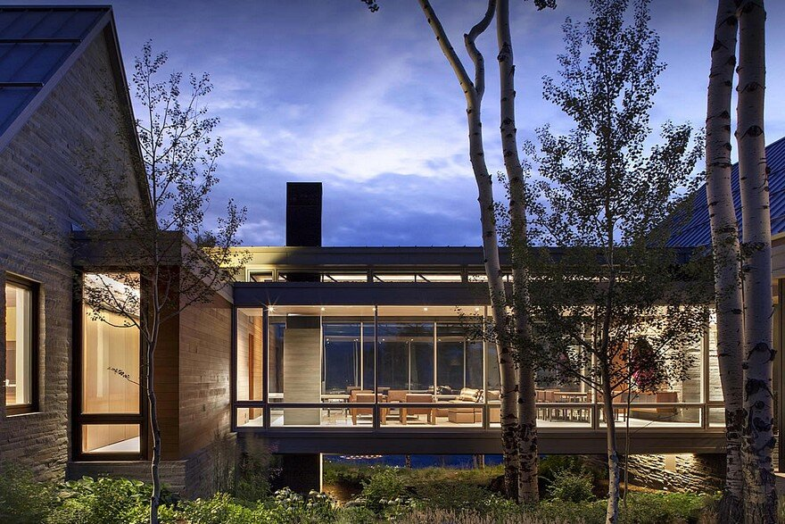 Avon House in Colorado by CCY Architects