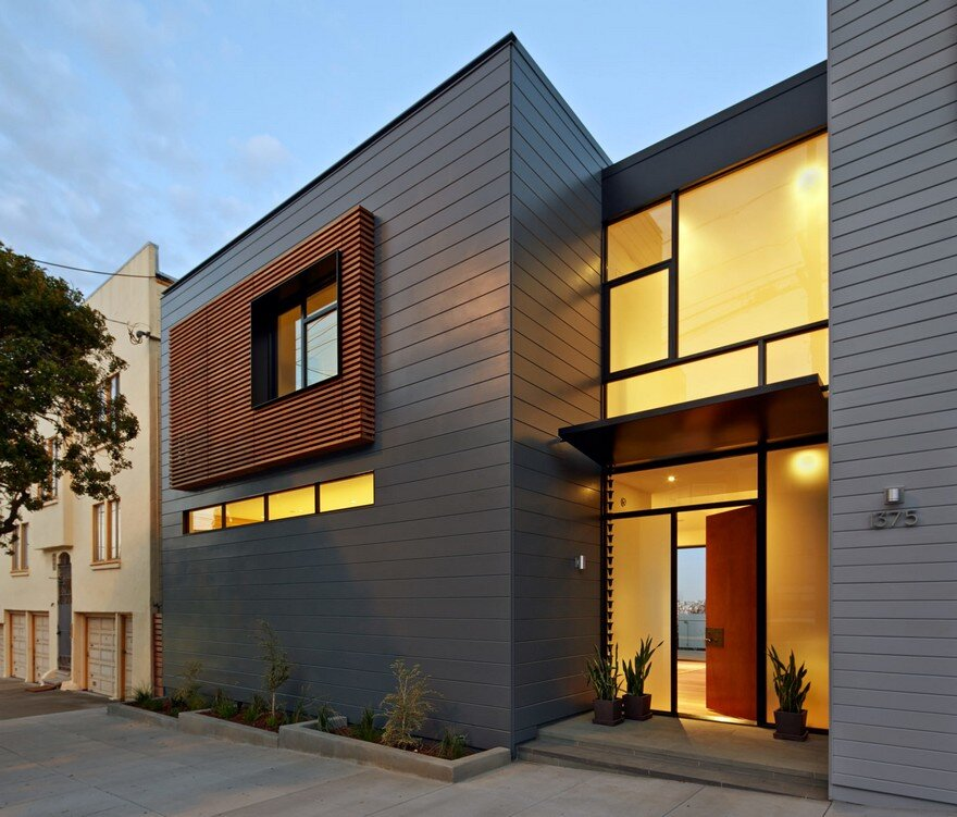 Lost Creek Apartments: 1908 Noe Valley Cottage Transformed Into A Cohesive Modern