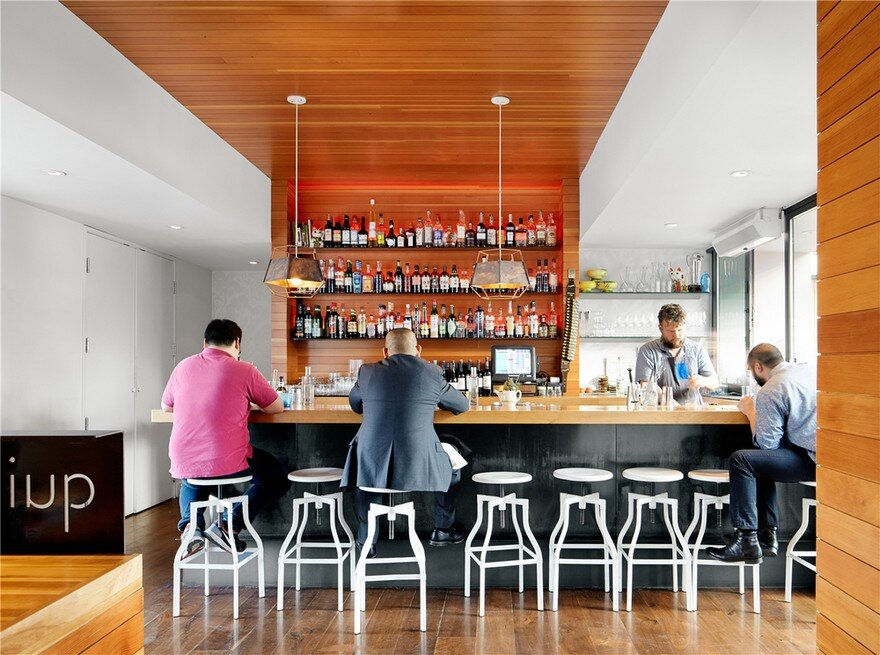 Qui Restaurant in Austin by A Parallel Architecture