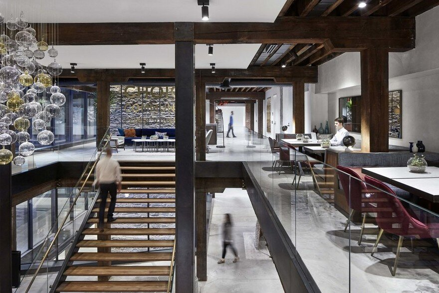 West Elm Offices in New York City / VM Architecture & Design