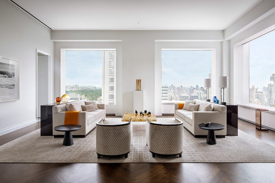 432 Park Avenue Residential Units by Deborah Berke Partners