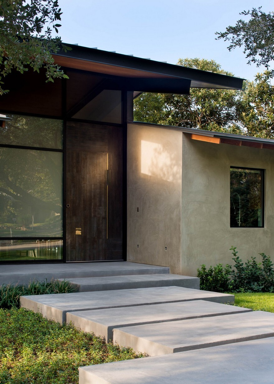 Alta House Renovation Of 1952 Residence In San Antonio Texas