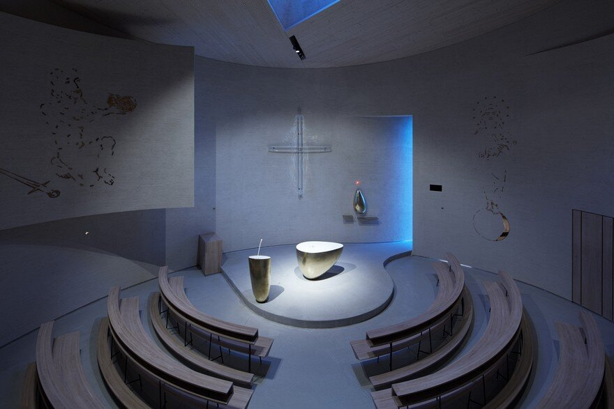 Contemporary Rotunda Church by Atelier Štěpán – Church of St. Wenceslas