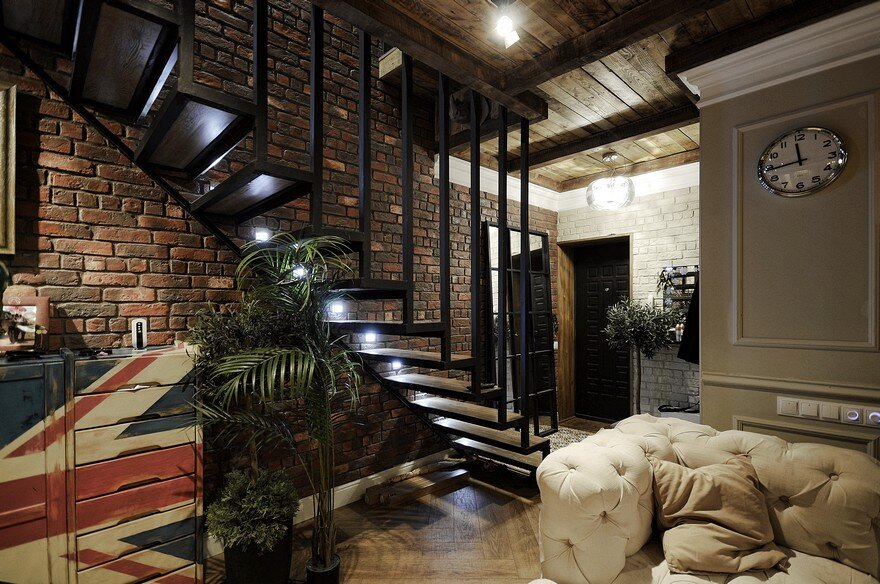 russian studio allarstdesign designed this apartment for designer saranin artemy 11 - Russian House Design