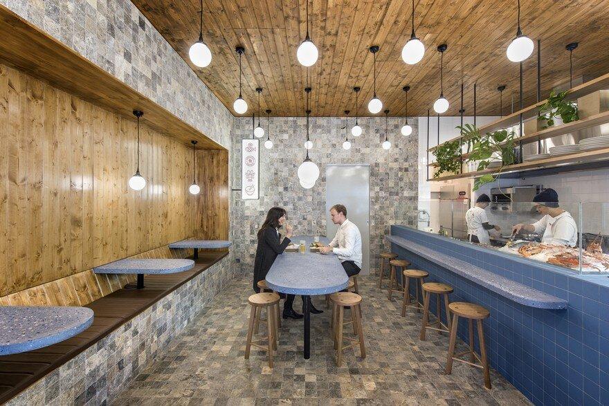 Smallfry Seafood Bar by Sans-Arc Studio